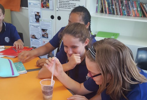 Australian schools are training Global Scientists